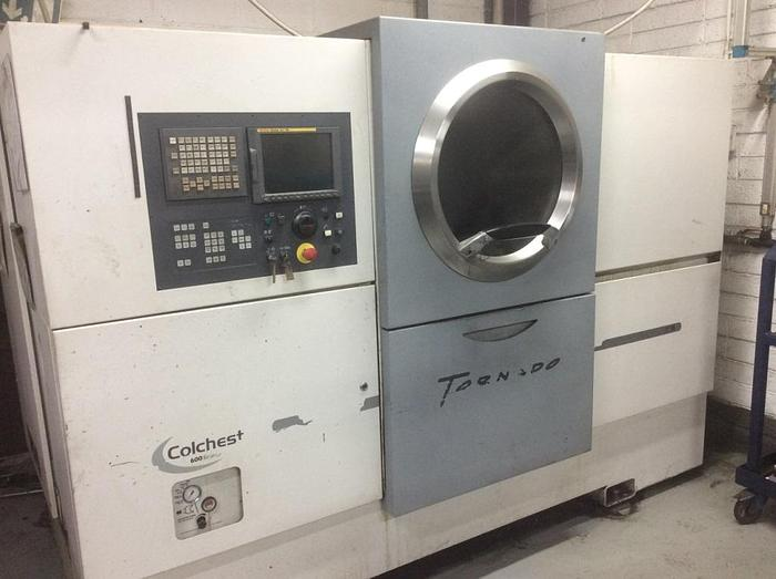 Used Colchester Tornado T8 Turning Centre
