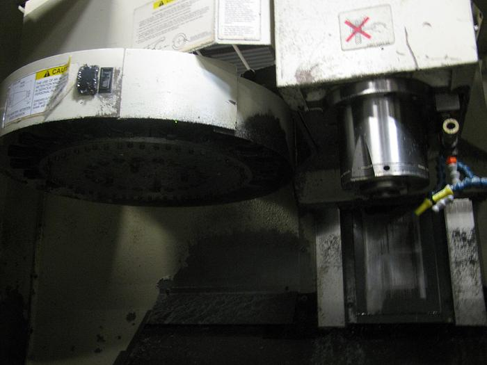 OKUMA CADET V4020 CNC VERTICAL MACHINING CENTER