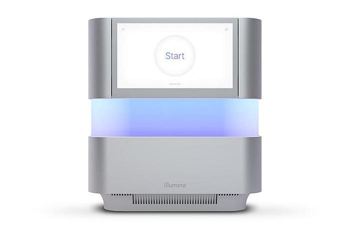 Illumina Nextseq 1000 NGS Sequencer