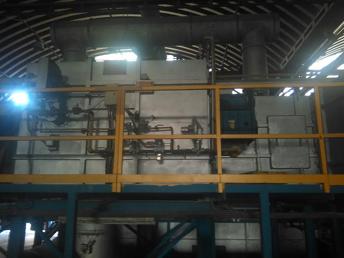Used Scrap Delacquering System Mc 420 For Sale At He