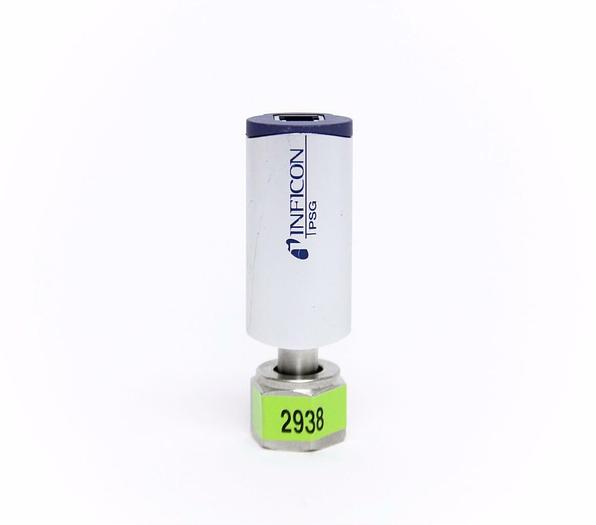 Used Inficon Balzers Digital Pirani Standard PSG500 350-064 PSG Vacuum Gauge (2938)