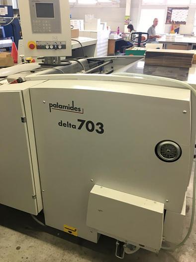 Gebraucht 2016 Palamides Delta 703