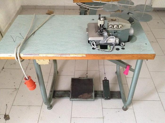 Gebraucht Overlockmaschine RIMOLDI  Kl. 227-00-17 - 1 Nd./3 Fd.