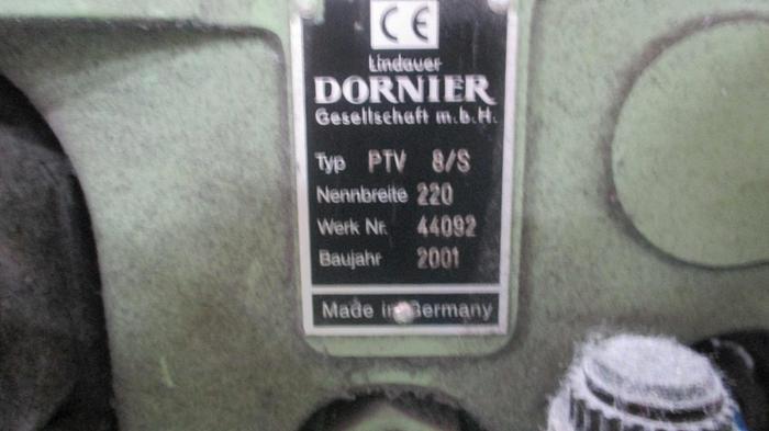 2001 Dornier PTV 8/S