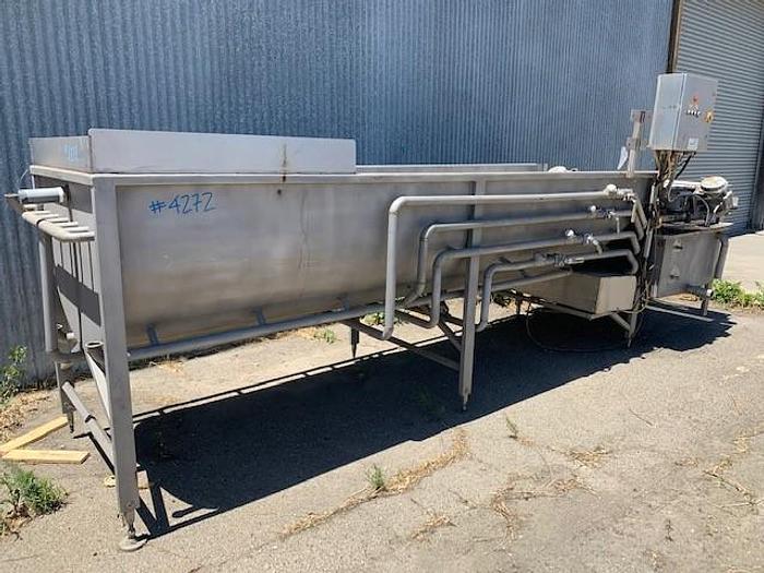 Used Fresh Tec Wash Tank System