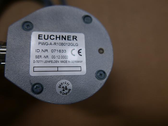 Drehgeber EUCHNER PWG-A-R10B012GLG