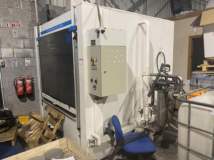 Used 2002 Idea Machines IM 180H/s Parts Washer