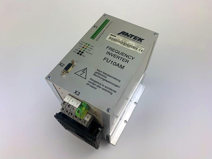Used ANTEK FU10AM Inverter