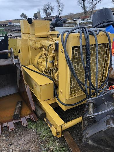 Used Caterpillar Gernerator Cat 3304 Generator set SP-4