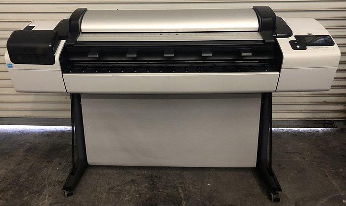 """Used HP DESIGNJET T2300 44"""" eMFP Plotter, Printer, Copier, Scanner"""