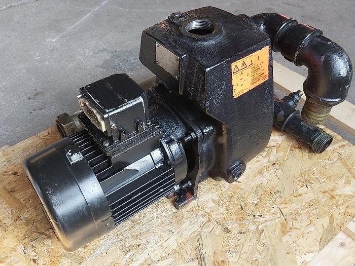 Gebraucht Etaprime Spiralblockpumpe, 3.12 112, 1-16m³/h, 21-11m, 1,1 KW, KSB,  gebraucht