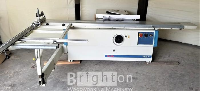 Used SCM Mini Max S300W Sliding Table Saw