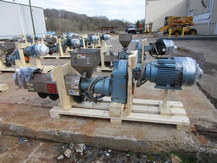 "Used 1 1/2"" Davis Standard Extruder 15 hp stock # 4756-033A"