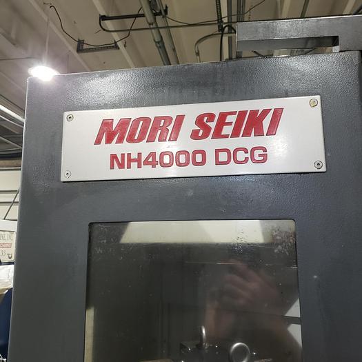 2004 Mori Seiki NH4000DCG