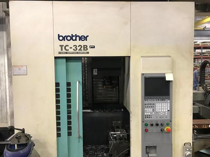 2007 Brother TC32B FT (Fixed Table)
