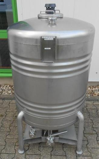 Used X14875D - Drums 500 Litre Stainless Steel EUROCONT LB 500