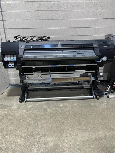 Used 2012 Parts Machines HP L26500