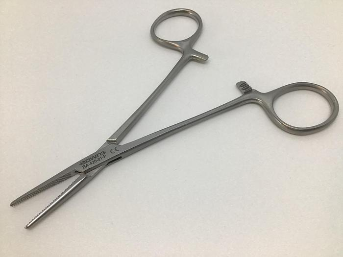 Forceps Artery Halsted Mosquito Straight 125mm