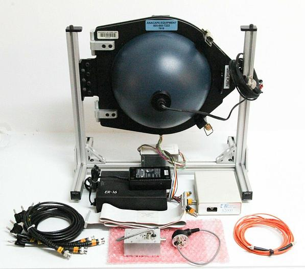 """Used Labsphere 10"""" XB900 Integrating Sphere w/ S2000 & PDA55 Silicone Detector (7018)"""