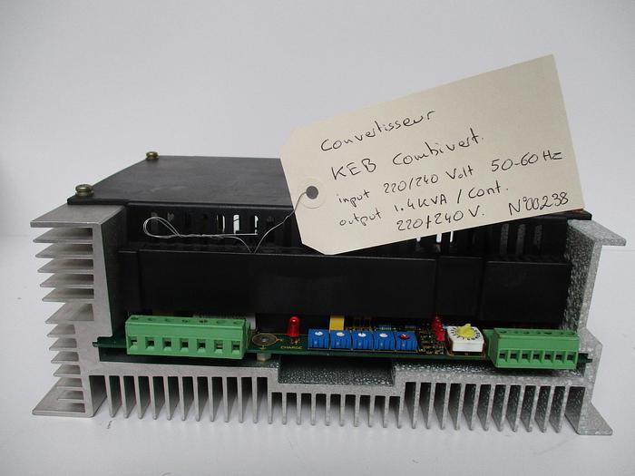 Used KEB  Convertisseur