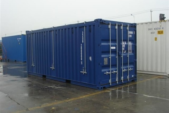 "20 'Container 8'6 ""Hard Top"