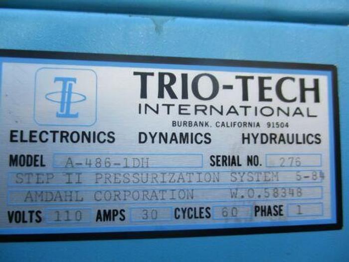 Trio-Tech International A-486-1DH