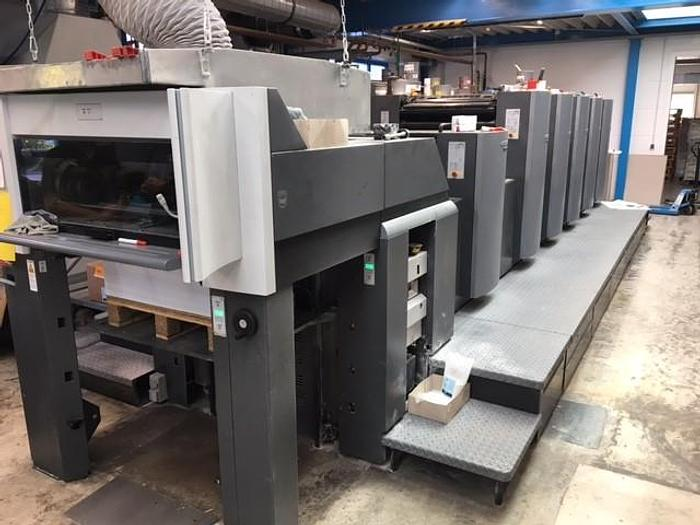 Used Heidelberg SM 74-5-P,  SOLD TO FRANCE