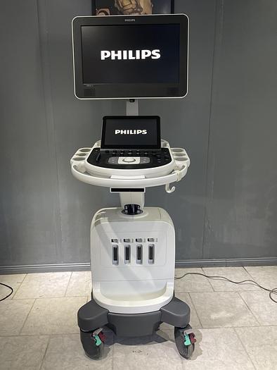 Gebraucht Philips Affiniti 30 Ultraschallgerät mit 3 Ultraschallsonden