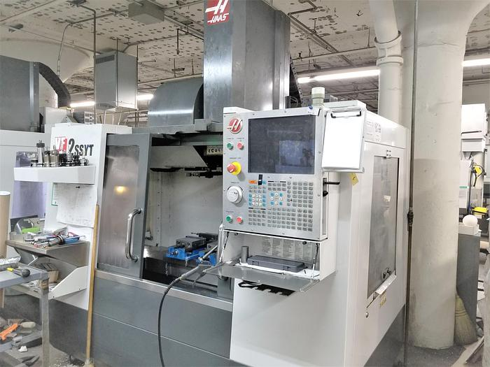 Used 2010 Haas VF2SSYT