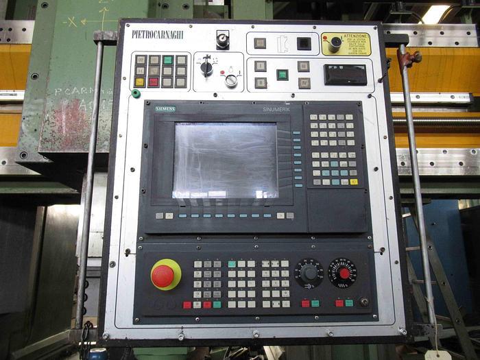 TORNIO VERTICALE P. CARNAGHI AC 18 CNC