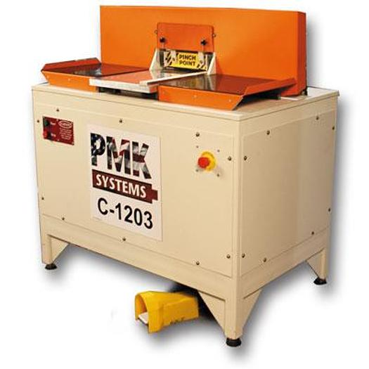 PMK Systems, C-1203 Coping / Tenoning Machine