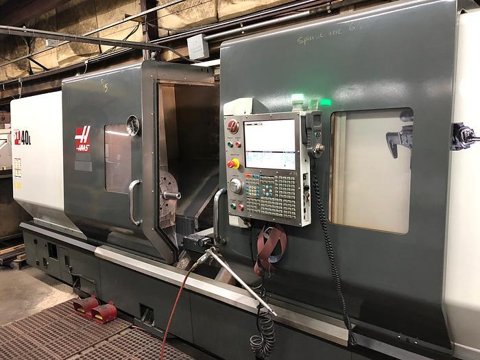 2012 Haas ST-40L Big Bore