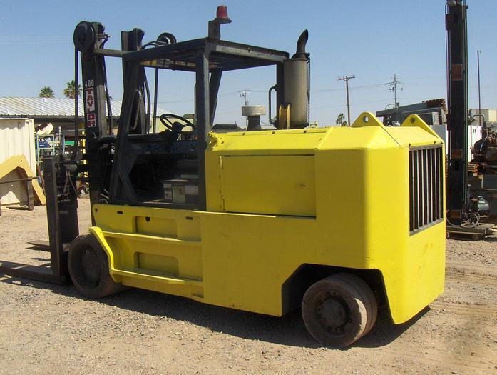 Used 40,000 lb. Taylor Model TC400L Forklift