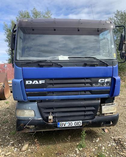 Gebruikt 2001 DAF 85 CF 430 , euro 3, MANUAL