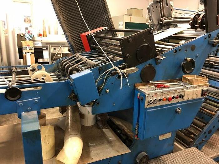 Used 1987 Rotatek Collator