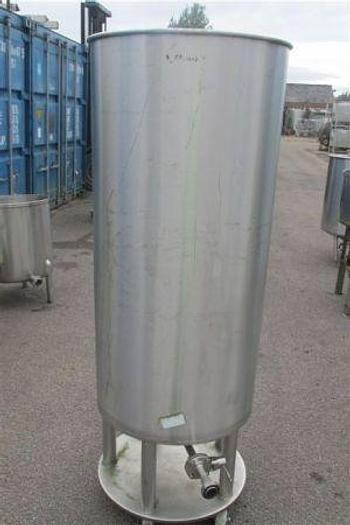 Used 300 Litre Stainless Steel Tank