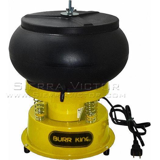 BURR KING MODEL 110 Vibratory Bowl