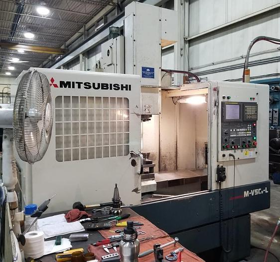 Used Mitsubishi V5CNL Vertical Machining Center