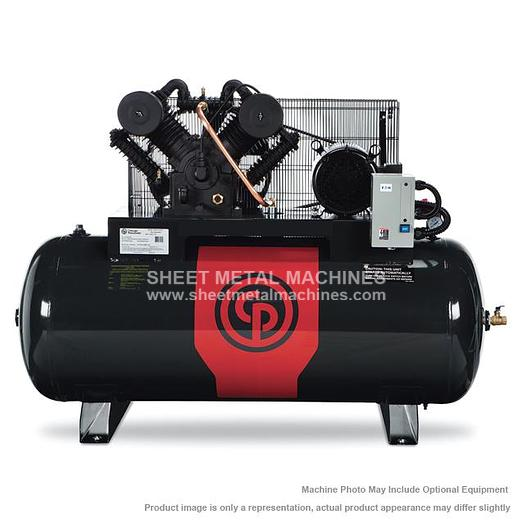 CHICAGO PNEUMATIC 10 HP Premium Piston Air Compressor RCP-C10123H