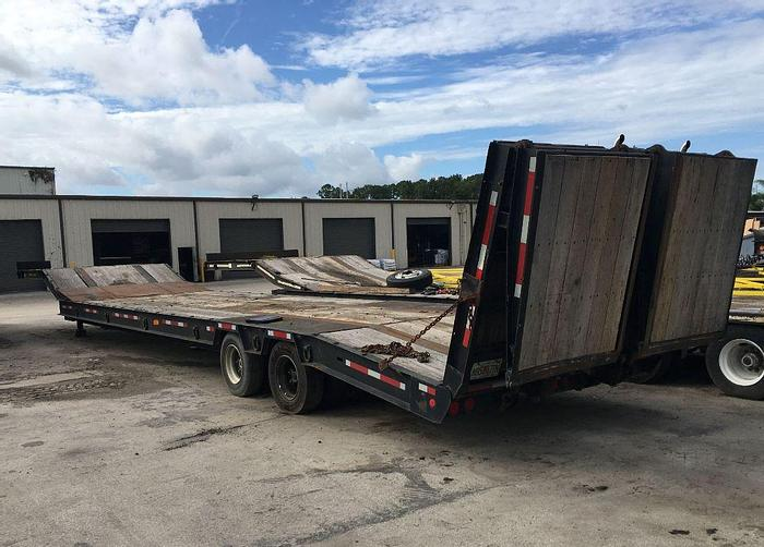 Used 1995 TRAILBOSS Paver Special KW36DTA