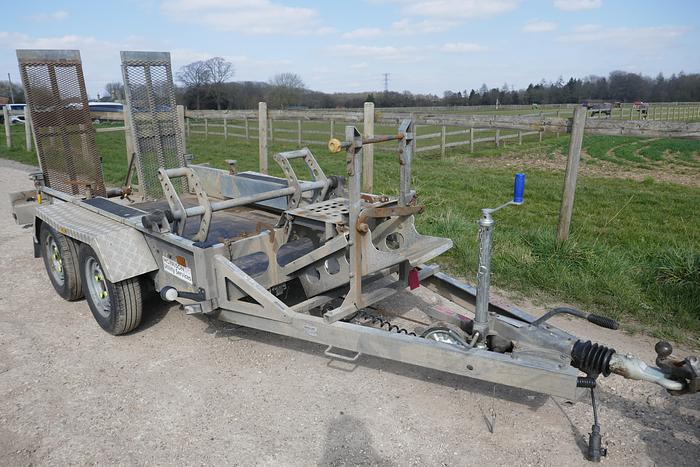 Used INDESPENSION 2.7 TONNE AUTO LOCKING