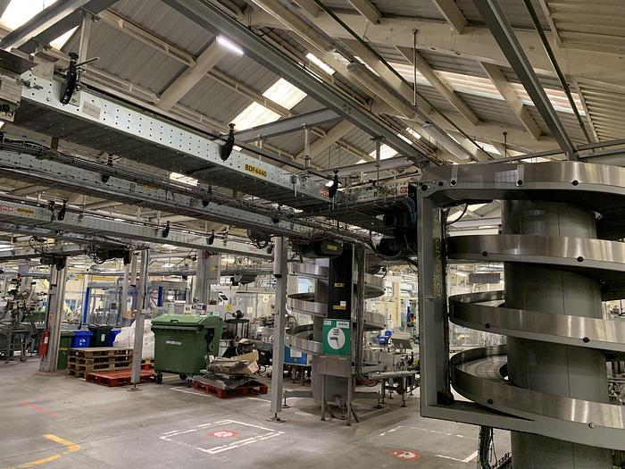 Used 2005 OCME  Overhead Conveyer