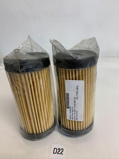 (2) Genuine Parker Hannifin Hydraulic Filter Element 932016 Fast Shipping!