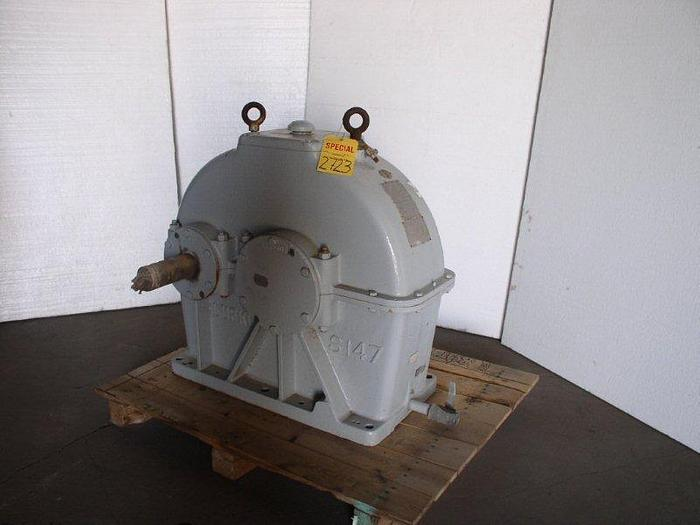 Used 376 HP @ 1,150 RPM 2.38:1 Ratio LUFKIN Model 147B Parallel Power Transmission Gear Reducer; S/N 342