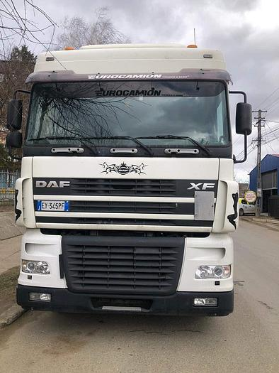 2006 DAF 95 XF 480 EURO 3 MANUAL