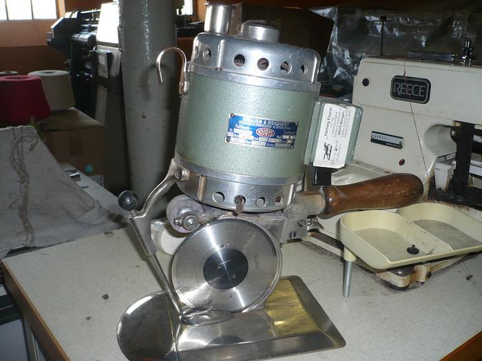 Gebraucht Rundschneidemesser KRAUSS & REICHERT  KRH12