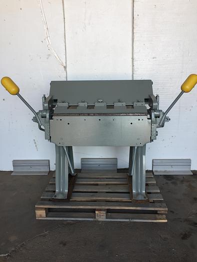 3 ft x 14ga D & K / Chicago Box & Pan Brake