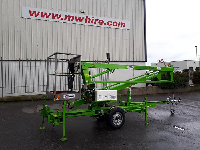 Niftylift 120 – 12m towable