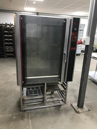 Used EUROFOURS ELECTRIC OVEN RP10T20-2.