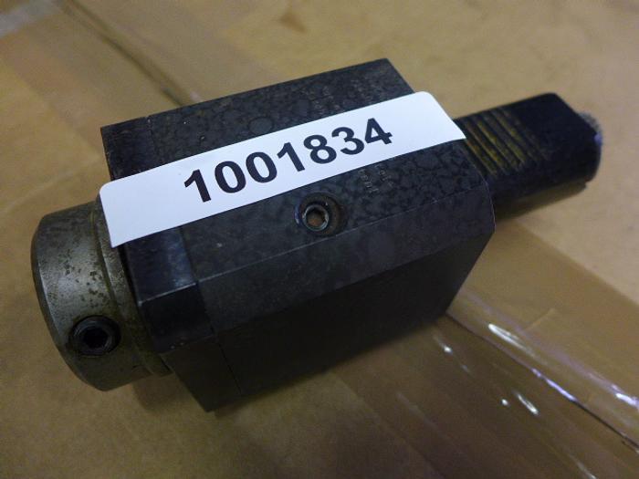Angetriebenes Werkzeug VDI40 fuer Sauter Revolver